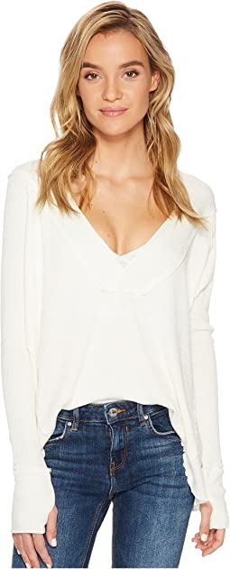Free People - Oceanview Top