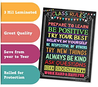 Explore middle school posters for classrooms | Amazon.com