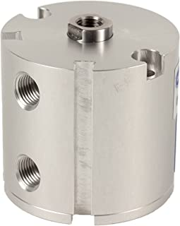 Fabco-Air A-521-X-E Original Pancake Cylinder Switch Ready with Magnet Maximum Pressure of 250 PSI Double Acting 2-1//2 Bore Diameter x 1//2 Stroke 2-1//2 Bore Diameter x 1//2 Stroke FAB   A-521-X-E