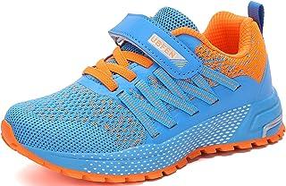 Kids Running Shoes Walking Sports Athletic Tennis...