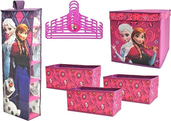 Disney Frozen 10Piece Soft Storage Solution Set Furniture