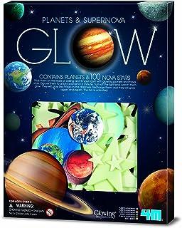 4M Planets And Supernova Glow Kit