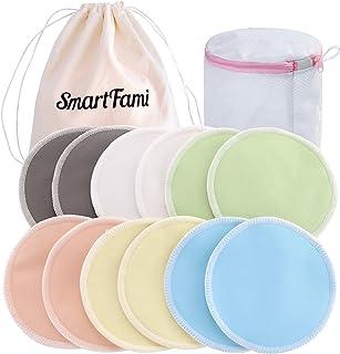Los mejores discos absorbentes de lactancia, lavables y org
