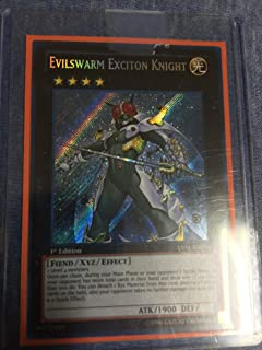 evilswarm exciton knight secret rare
