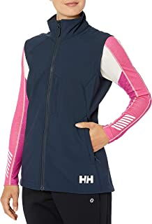 Helly Hansen Paramount Vest Softshell Water Resistent Windproof Breathable Softshell Vest