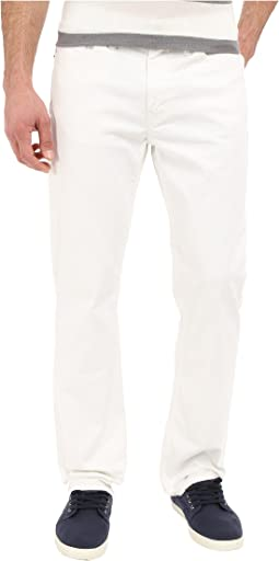 White/Bull Denim