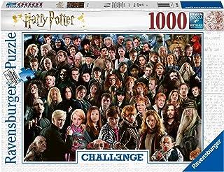 Ravensburger 1000 pièces-Harry Potter (Challenge Puzzle) Adulte, 14988, Multicolore