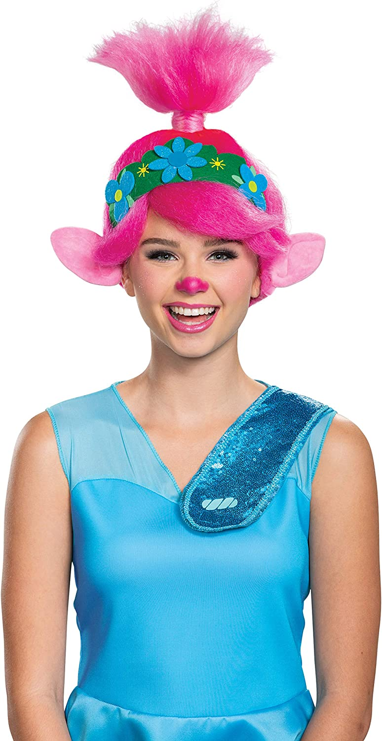 Disguise Indianapolis Mall Poppy Movie Adult 2 Wig Excellence