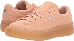 Puma Kids Suede Platform Jewel (Little Kid)