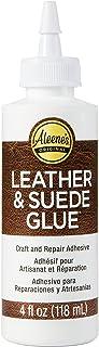 Aleene's Leather & Suede Glue 4oz