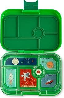 Yumbox Bento Lunch Box Original for Kids (Terra Green)