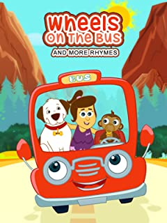 Wheels On The Bus And More Rhymes