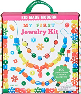 Kid Made Modern My First Jewelry Making Kit