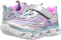 SKECHERS KIDS Galaxy 10920N Lights (Toddler)
