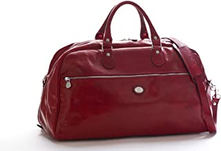 D&D - Borsone Viaggio Jaguar Grande (Rosso)
