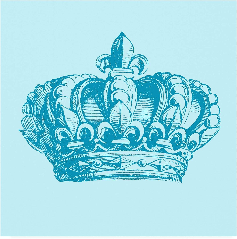 Trademark Fine Art WAG16302-C1414GG Prince Crown I by Vision Studio, 14x14