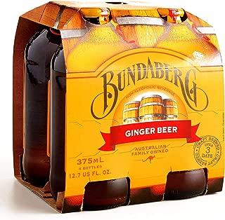 Bundaberg - Ginger Soda - 375ml (Pack of 24)