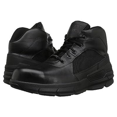 Bates Footwear Charge-6 Comp Toe (Black) Men