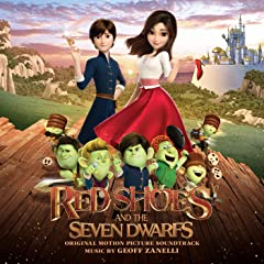 Red Shoes and the Seven Dwarfs debuts on Digital Sept. 18 and on Blu-ray, DVD Sept. 22 from Lionsgate