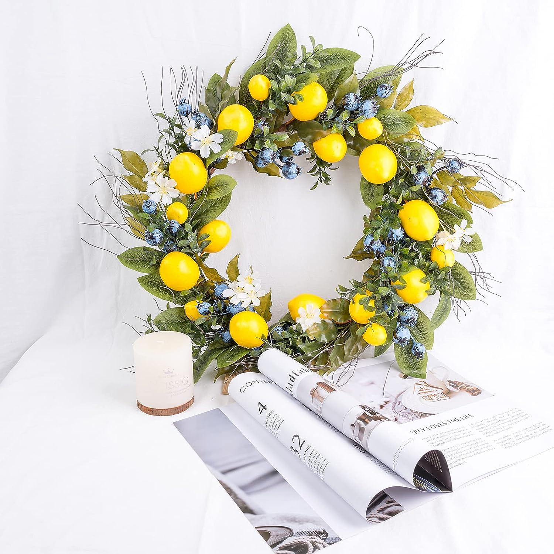 Foeyyir Artificial Wreath 24