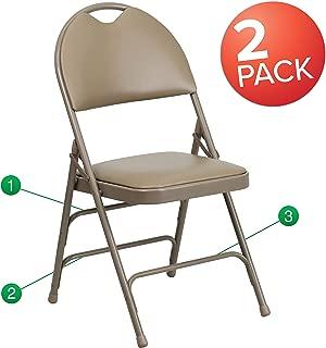 Best folding chairs vinyl Reviews
