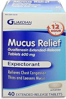 Best mucus relief er 600 mg Reviews