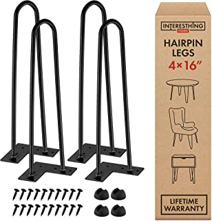 metal hairpin legs