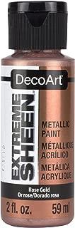 Best rose gold metallic paint Reviews