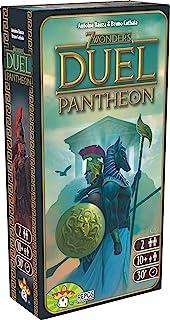 Repos Production 7 Wonders Pantheon Exp Card Game