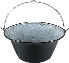 Grillplanet Gulaschkessel 30 Liter emailliert