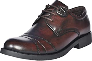 Zoom Men's Leather Boat Shoes