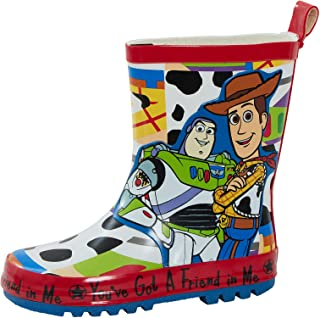 Disney Toy Story Wellington Boots Boys Girls Unisex Snow Rain Boots Rubber Wellies