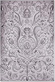 Sizzix 664527 Dossier de gaufrage 3 D Impresslits Folk Doodle par Jessica Scott Taille Unique Matrices de découpe pour scr...
