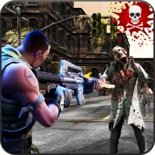 Zombies Hunter Warrior Hope for Survival