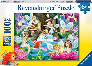 Ravensburger 10942 Magical Fairy Night Puzzle 100pc,Children's Puzzles