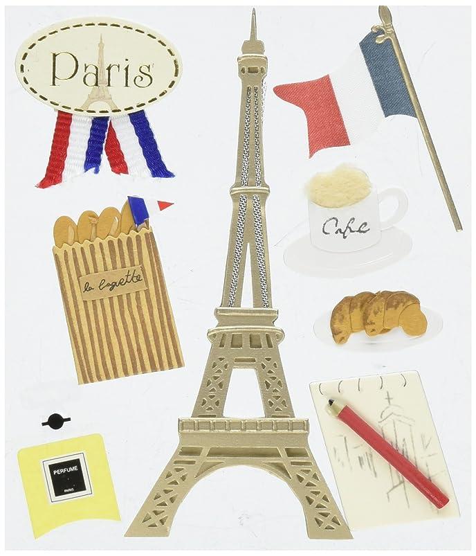 Jolee's Boutique Paris Stickers ojvbqmbo540817