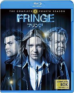 FRINGE/フリンジ <フォース> コンプリート・セット (4枚組) [Blu-ray]
