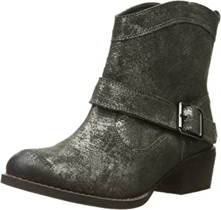 Naughty Monkey Women's Metalicah Ankle Bootie
