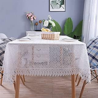 Best long lace tablecloth Reviews