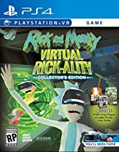 Rick & Morty: Virtual Rick-ality Collector's Edition - PlayStation 4