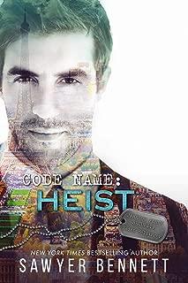 Code Name: Heist (Jameson Force Security Book 3)