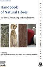 Handbook of Natural Fibres: Volume 2: Processing and Applications (The Textile Institute Book Series) (English Edition)