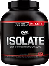 optimum nutrition 100 whey protein isolate