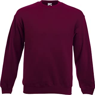 Fruit of the Loom Men's Drop Shoulder Sweatshirt
