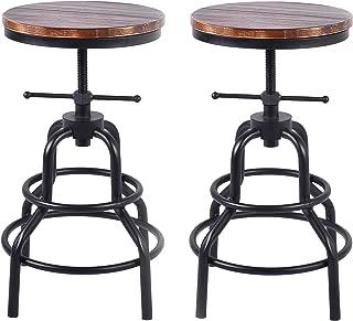 Best industrial adjustable stool Reviews