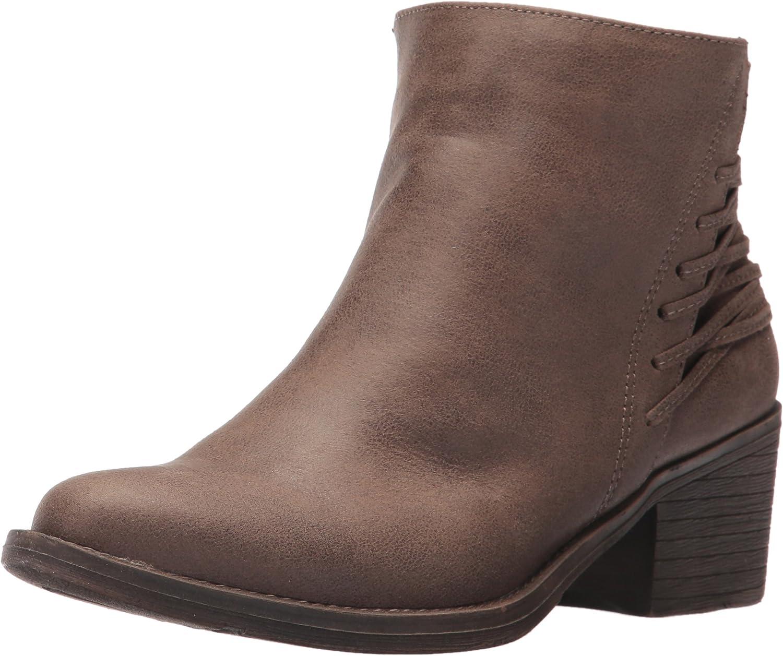 Volatile Women's Merrick Boot, Taupe, 8.5 M US