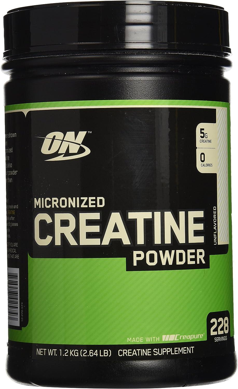 Spasm price Optimum safety Nutrition Micronized Creatine 1200 Powder - g