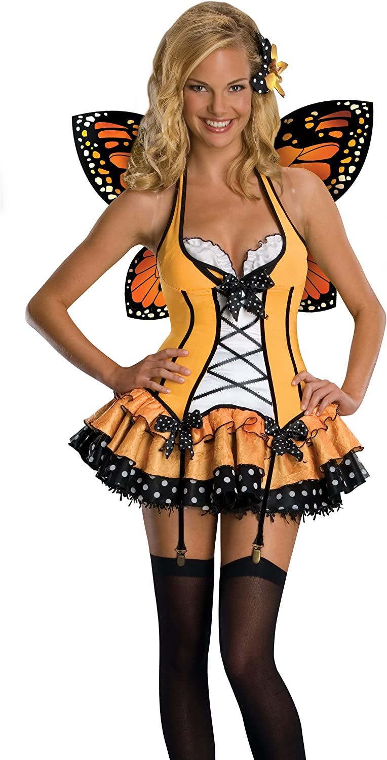 Women's Sexy Butterfly Today's only Costume Fantasy Max 89% OFF