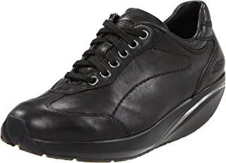 MBT Trainers Womens Leather Black