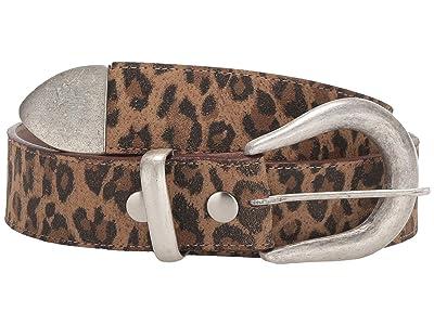 Leatherock Kaitlyn Belt (Leopard) Women